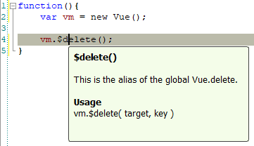 CodeLobster - VueJS plug-in for Free Portable PHP IDE with